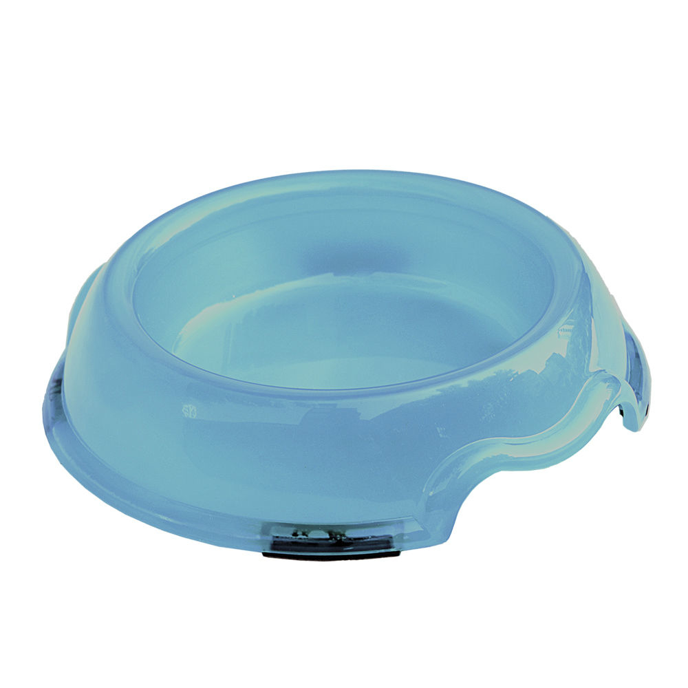 Nobby Futternapf Wassernapf aus Kunststoff, 500 ml, hellblau