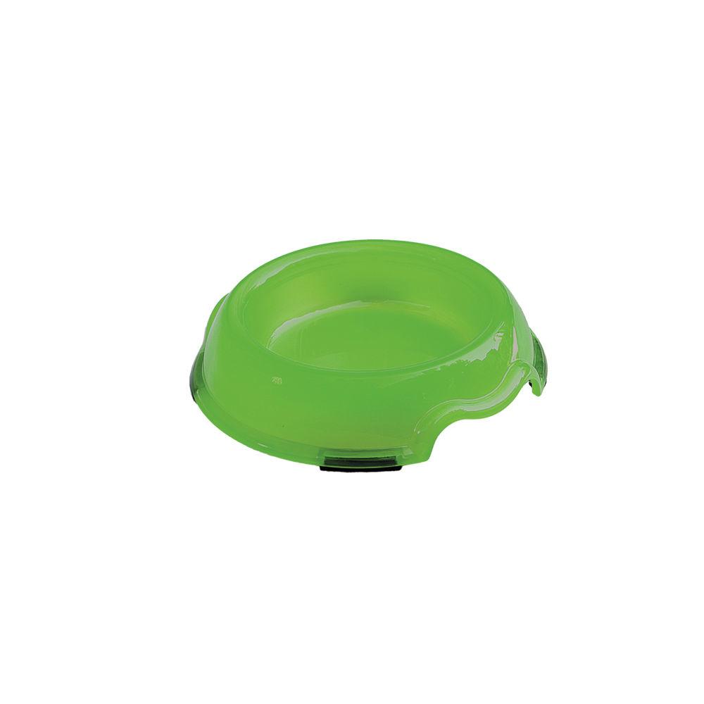 Nobby Futternapf Wassernapf aus Kunststoff, 175 ml, hellgrün