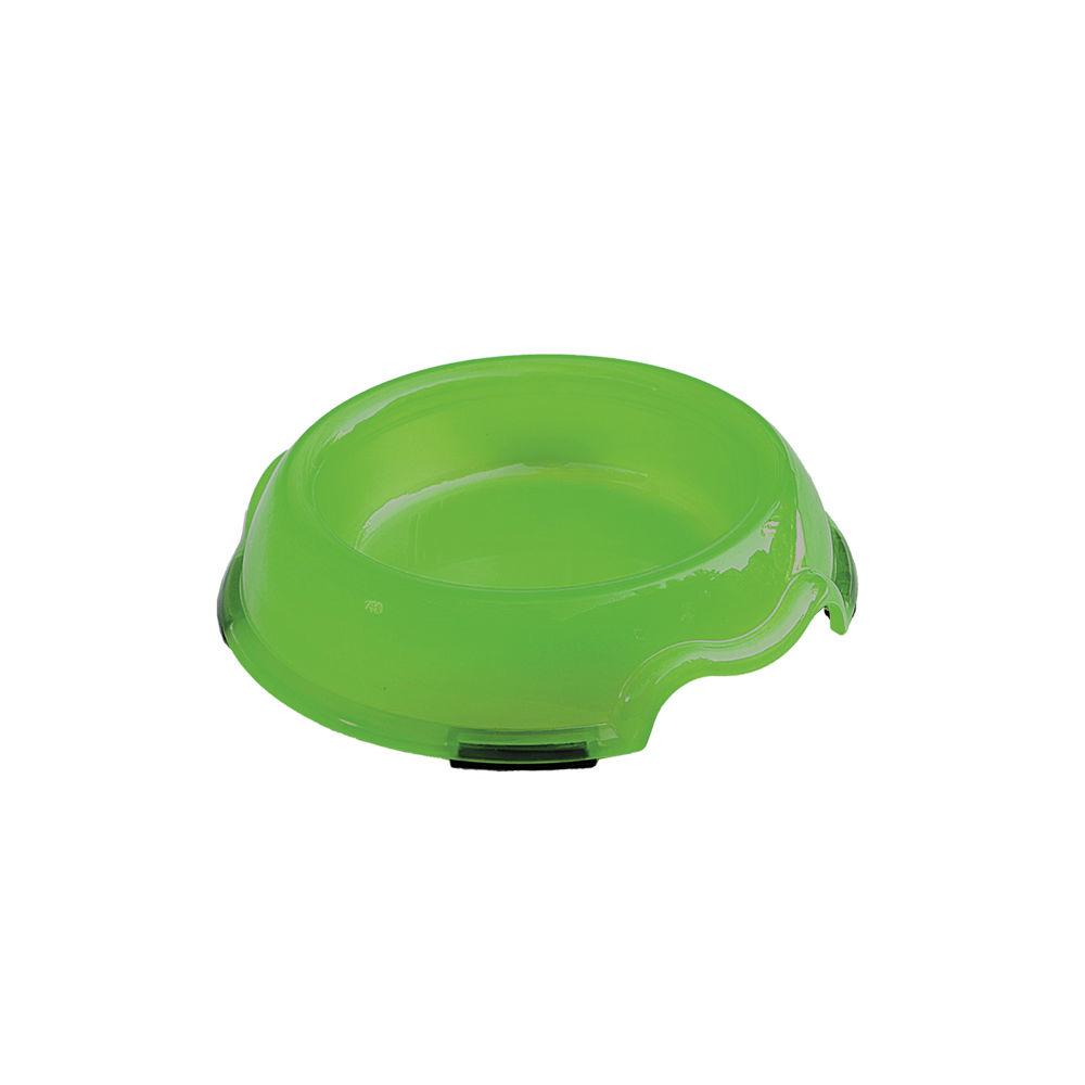 Nobby Futternapf Wassernapf aus Kunststoff, 250 ml, hellgrün
