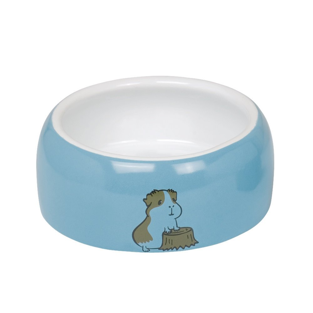 Nobby Futtertrog Hamster, L - Ø 14,5 x 5,5 cm - 0,5 l