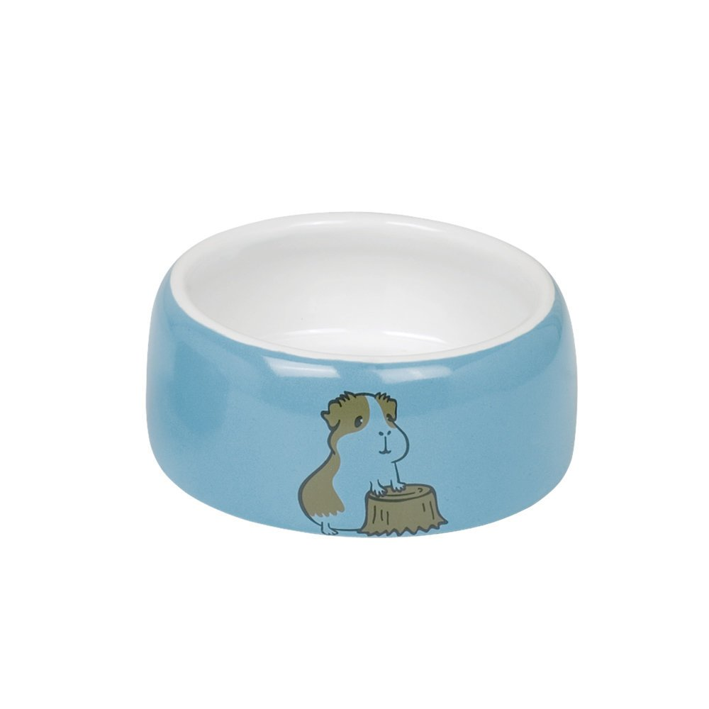 Nobby Futtertrog Hamster, M - Ø 12 x 5 cm - 0,25 l