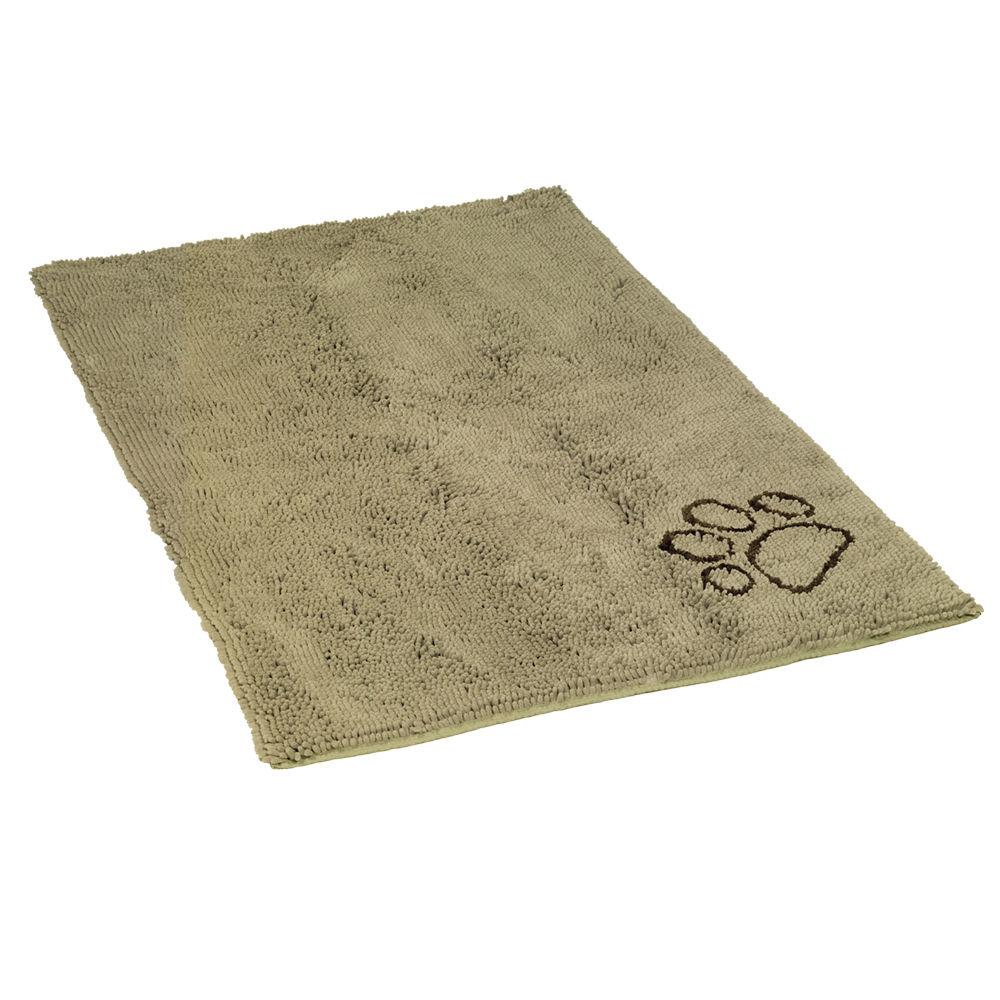 Nobby Haustier Schmutzfangmatte Dry & Clean, S: 61 x 45 cm, taupe