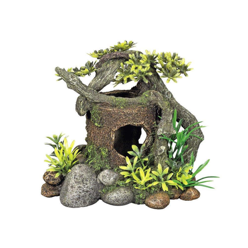 Holz mit Versteck Bild 1