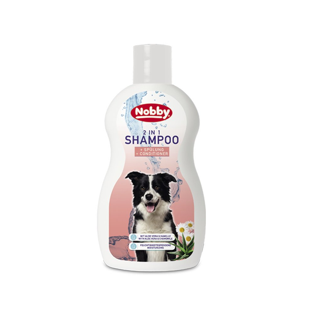 Nobby Hunde Shampoo und Spülung, 300 ml