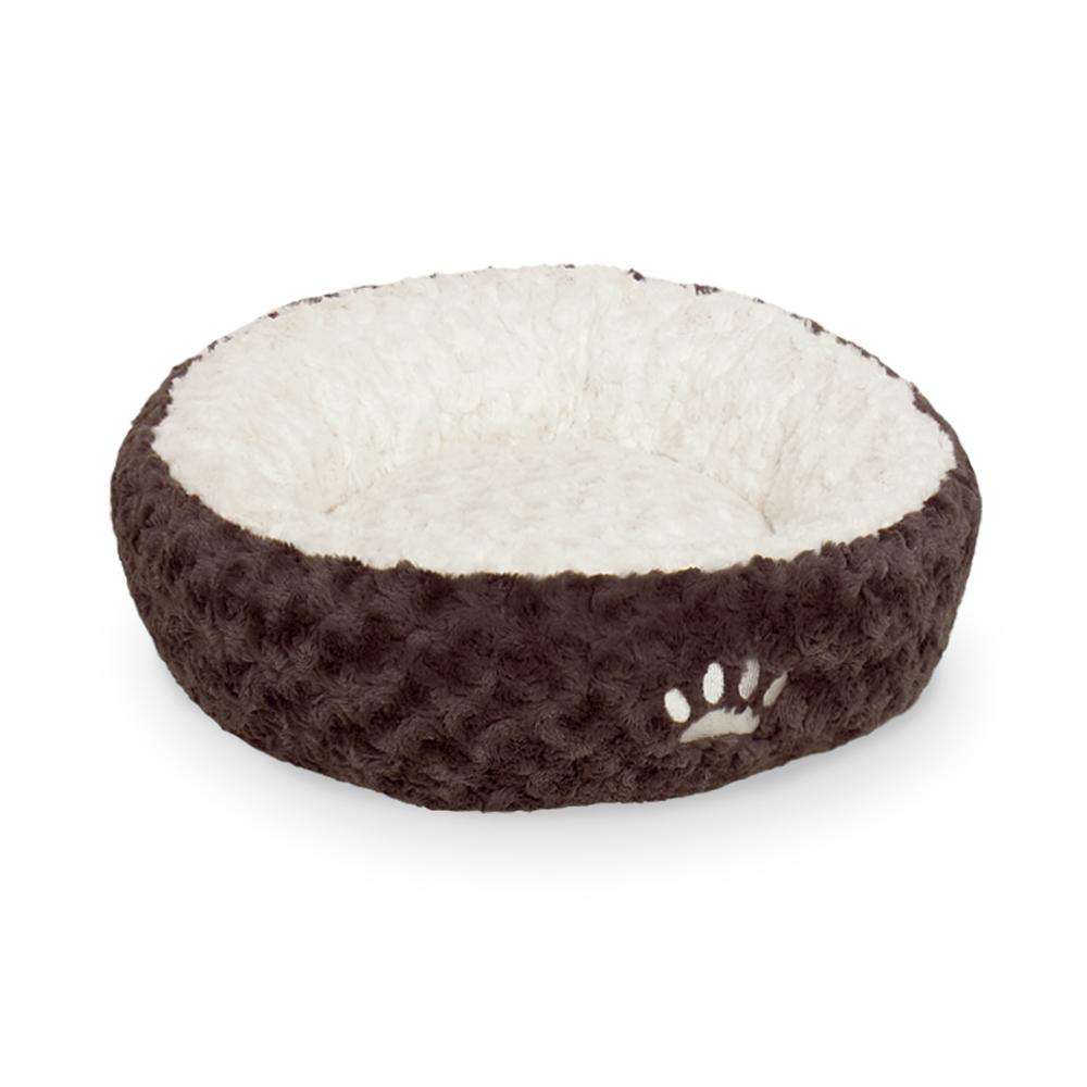 Nobby Hundedonut Neiku, Ø 45 cm, braun/weiß