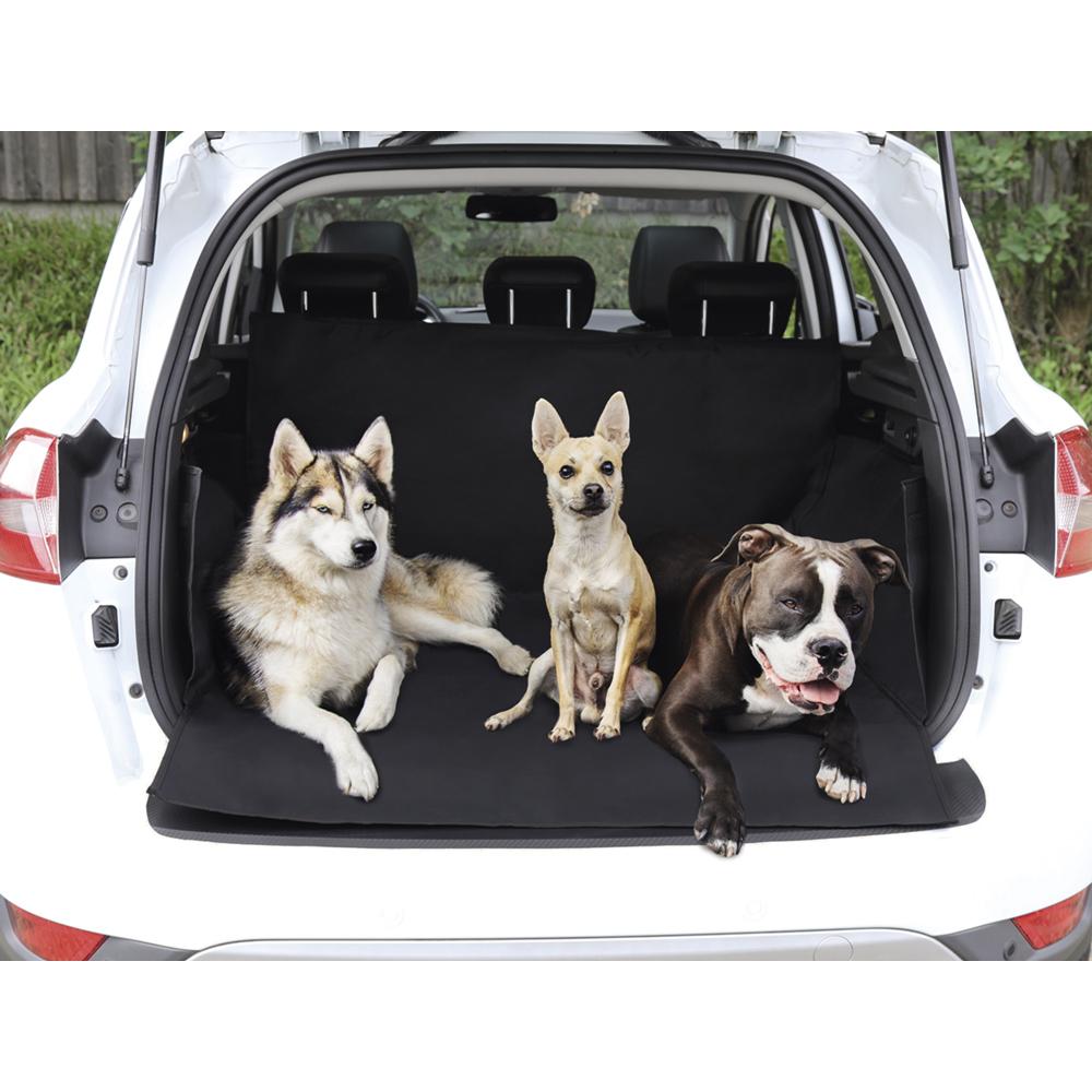 Nobby Kofferraum Schutzdecke für Hunde, B x T: 173 x 153 cm