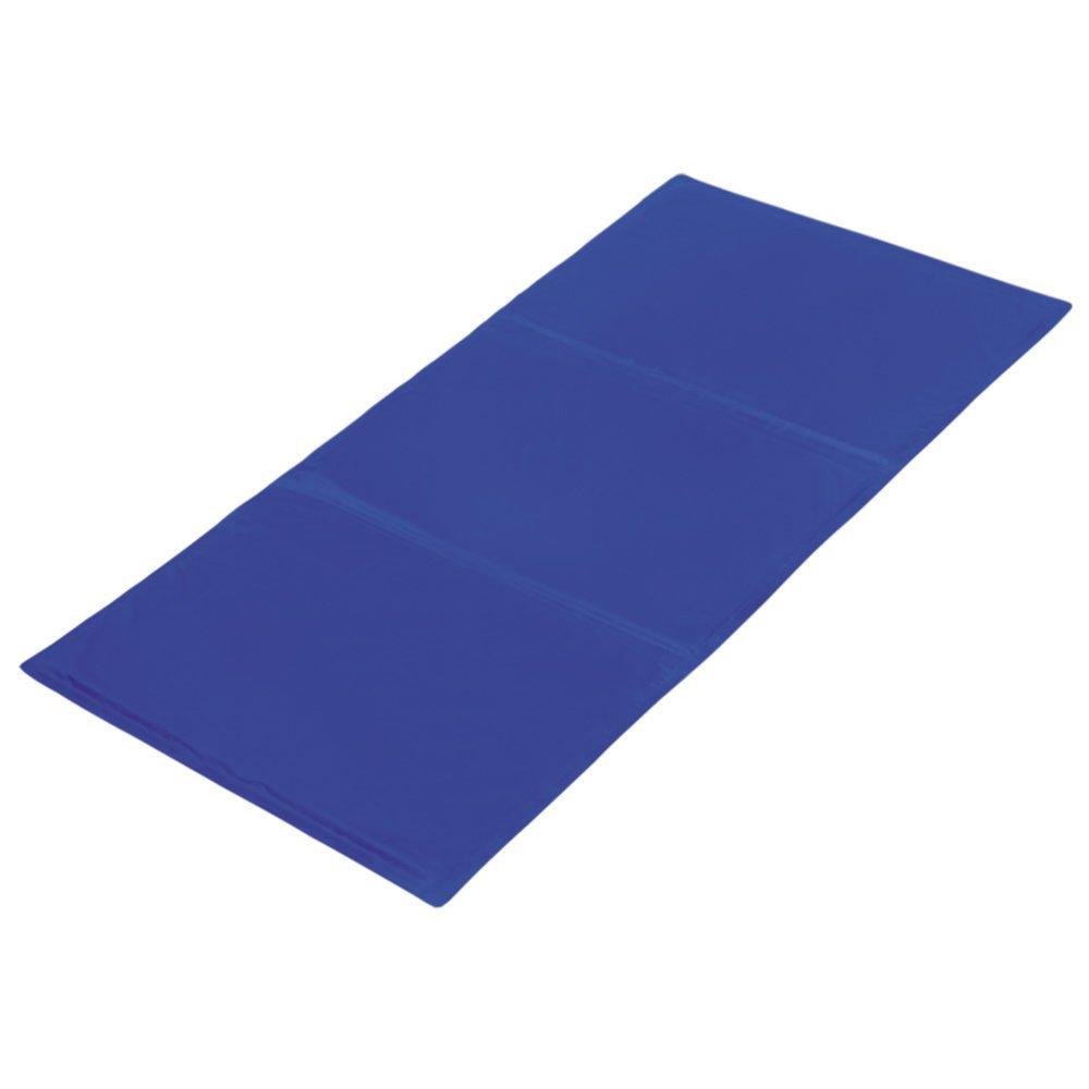 Nobby Kühlmatte für Hunde und Katzen, 90x50 cm, blau