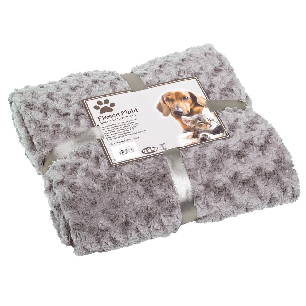 Nobby Kuscheldecke Haustierdecke Fleece Super Plaid, Bild 3