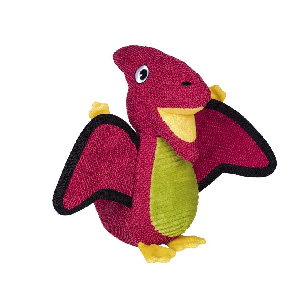 Nobby Kuscheltier Dinosaurier, Flugsaurier - 21 cm - rot/gelb