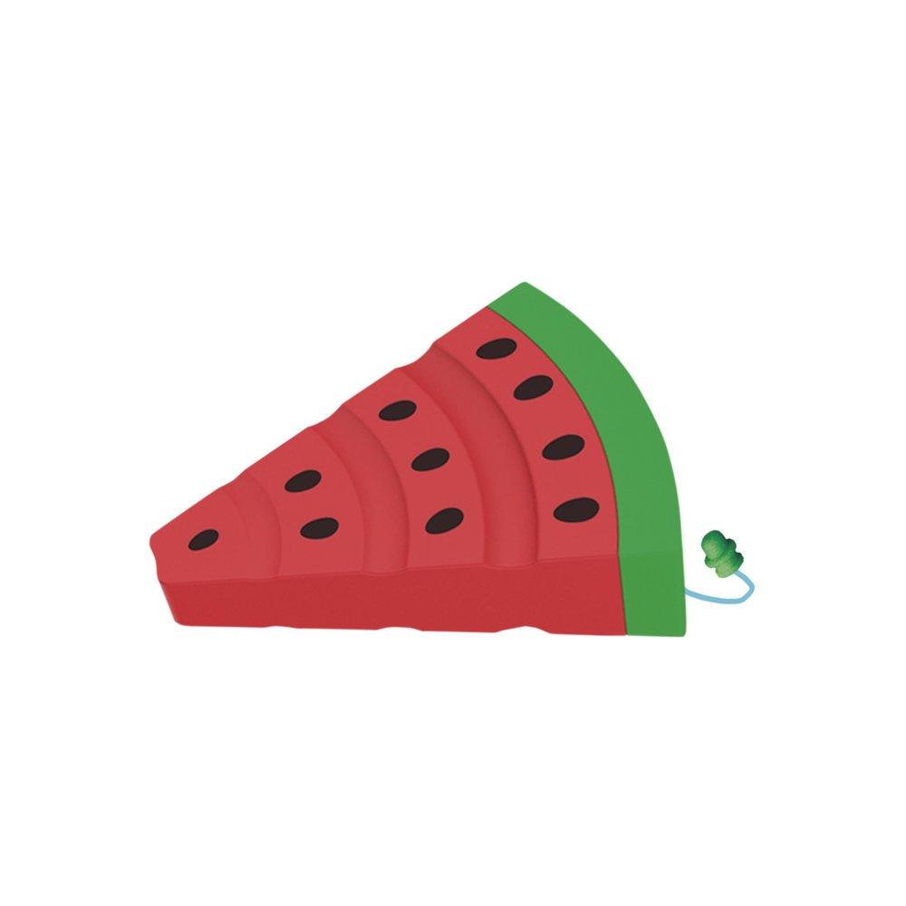 Nobby Silikon Wassermelone, 12 cm - rot