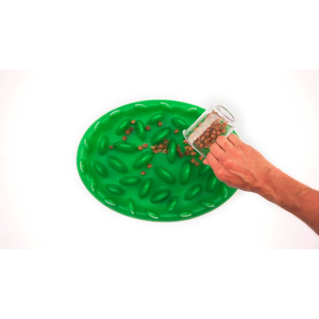 Northmate Green Mini Hundenapf, Bild 2