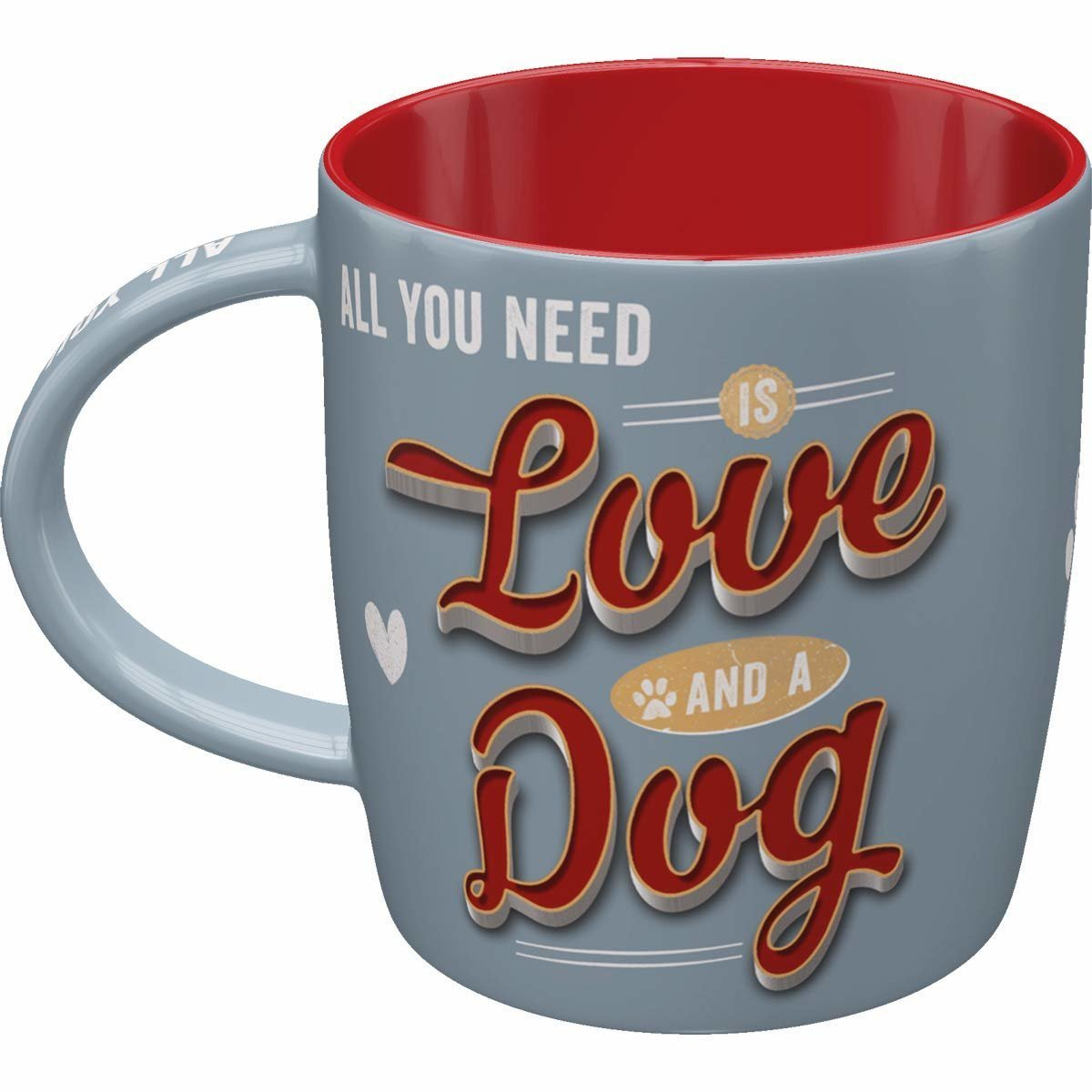 Nostalgic-Art Becher Love Dog, Bild 3
