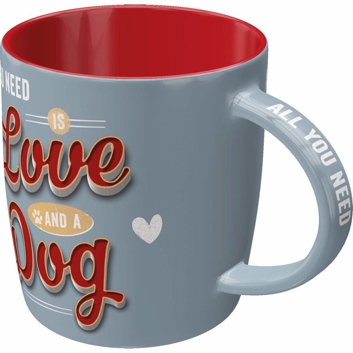 Nostalgic-Art Becher Love Dog, Bild 5