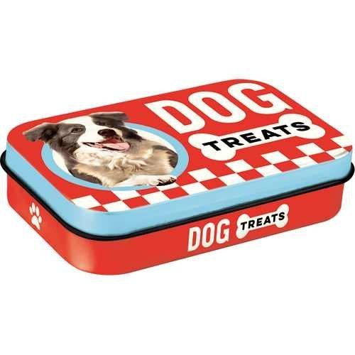Nostalgic-Art Dog Treats, Leckerli-Dose