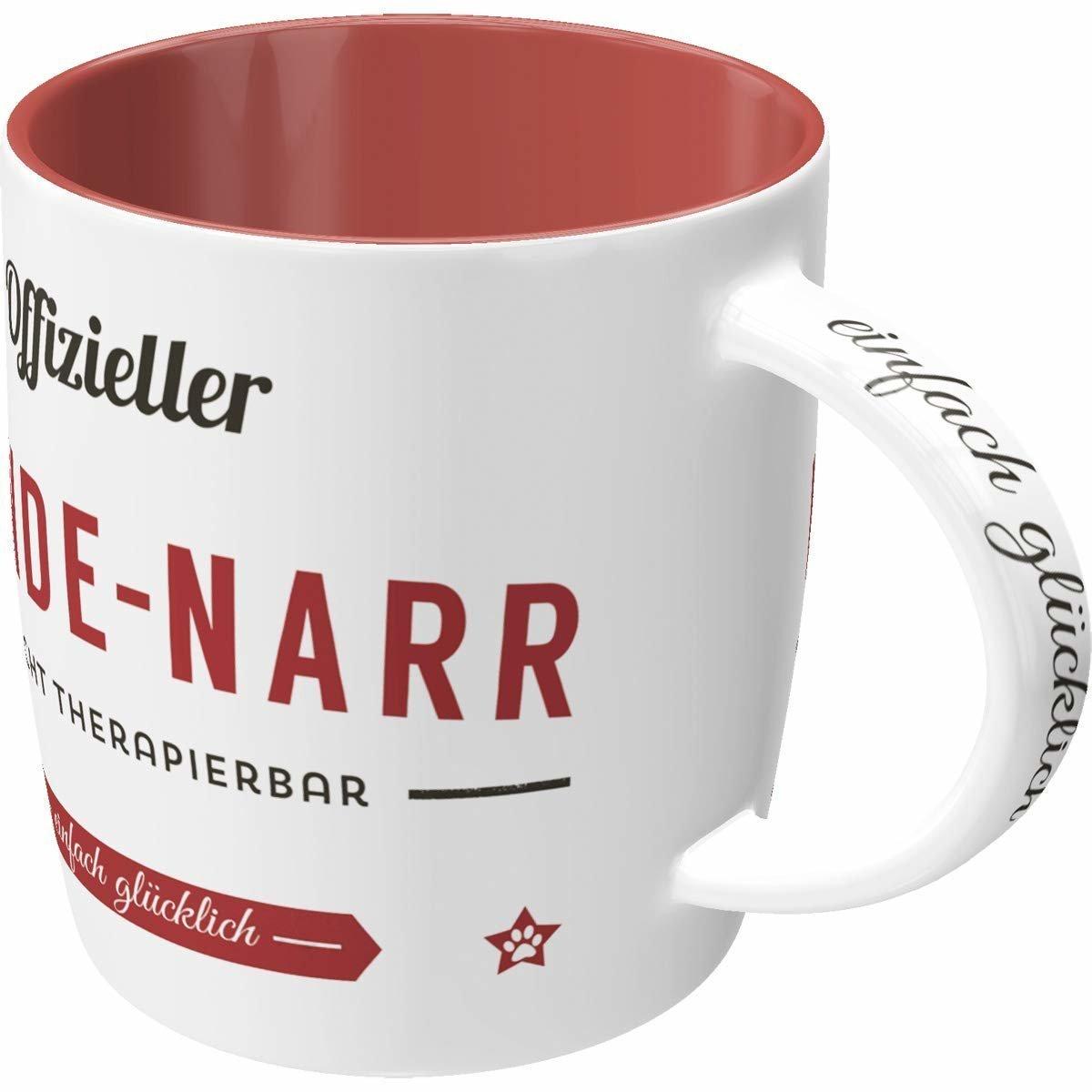 Nostalgic-Art Kaffee-Becher Hunde-Narr, Bild 4