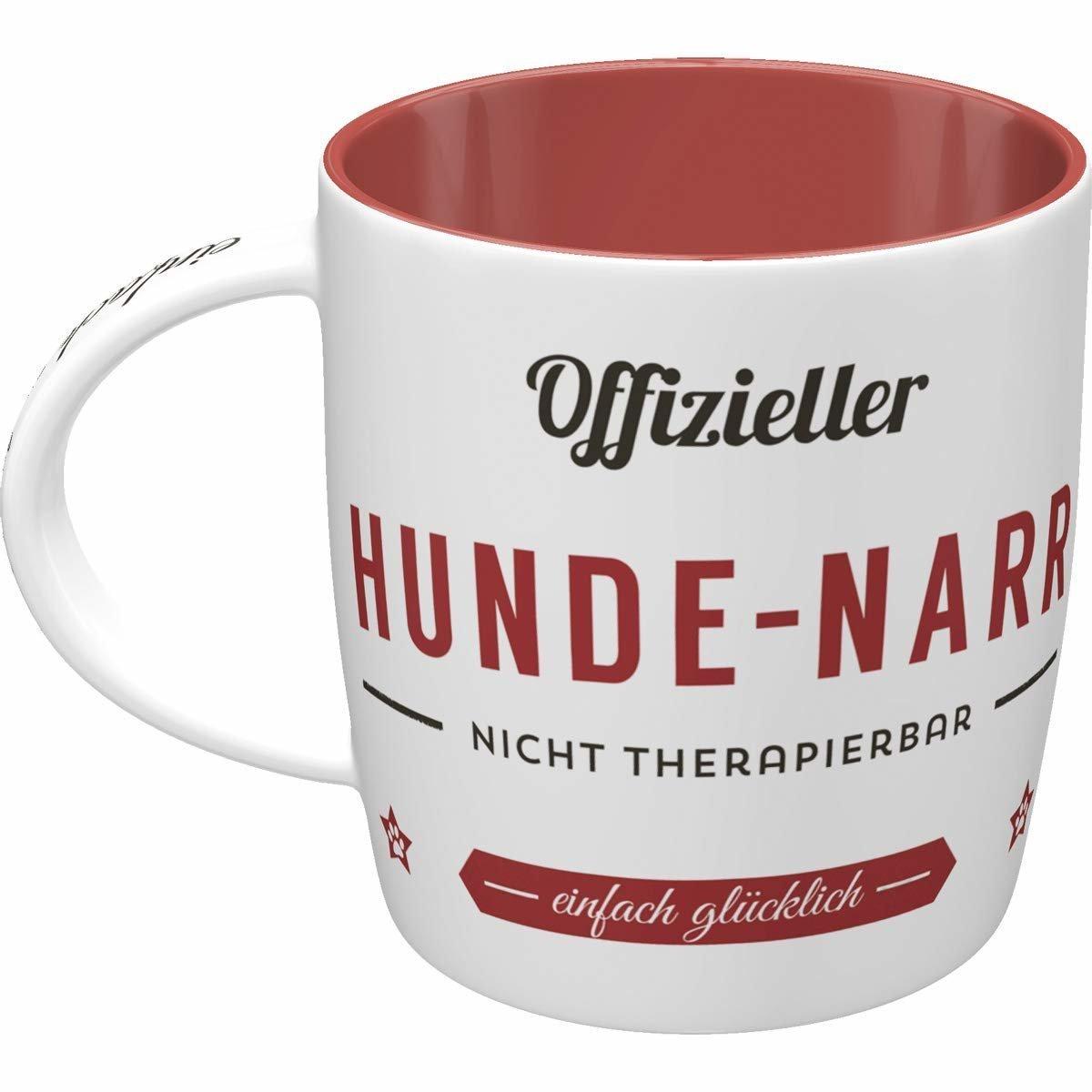 Nostalgic-Art Kaffee-Becher Hunde-Narr, Bild 5
