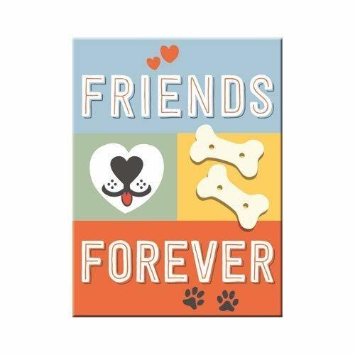 Nostalgic-Art Friends Forever, Magnet