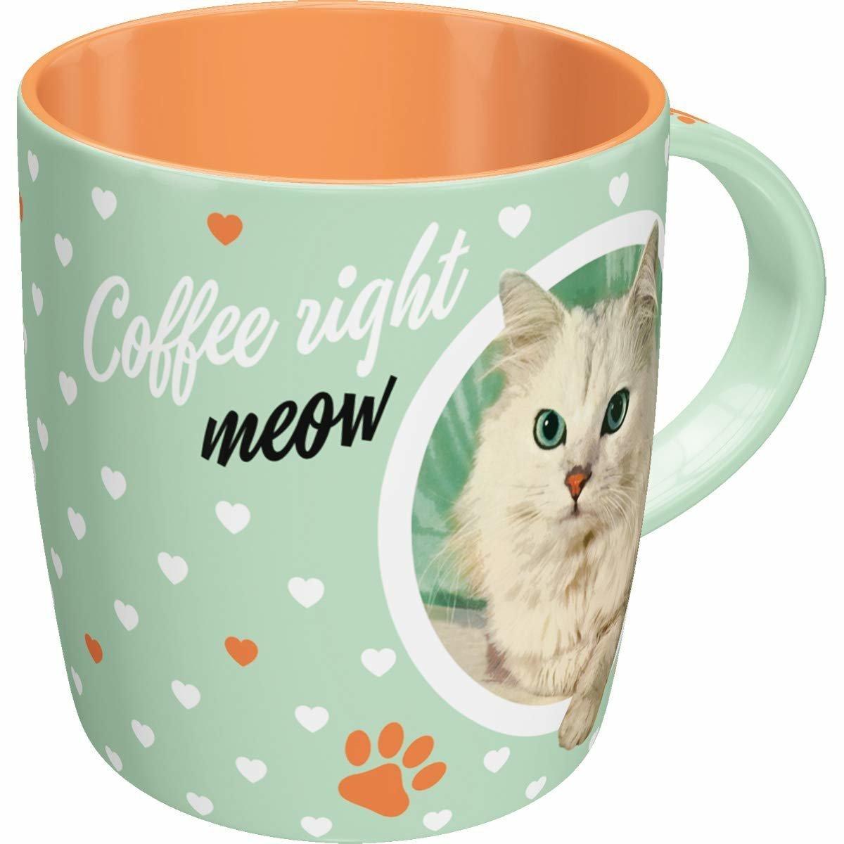 Nostalgic-Art Tasse Cat Lover, Bild 4