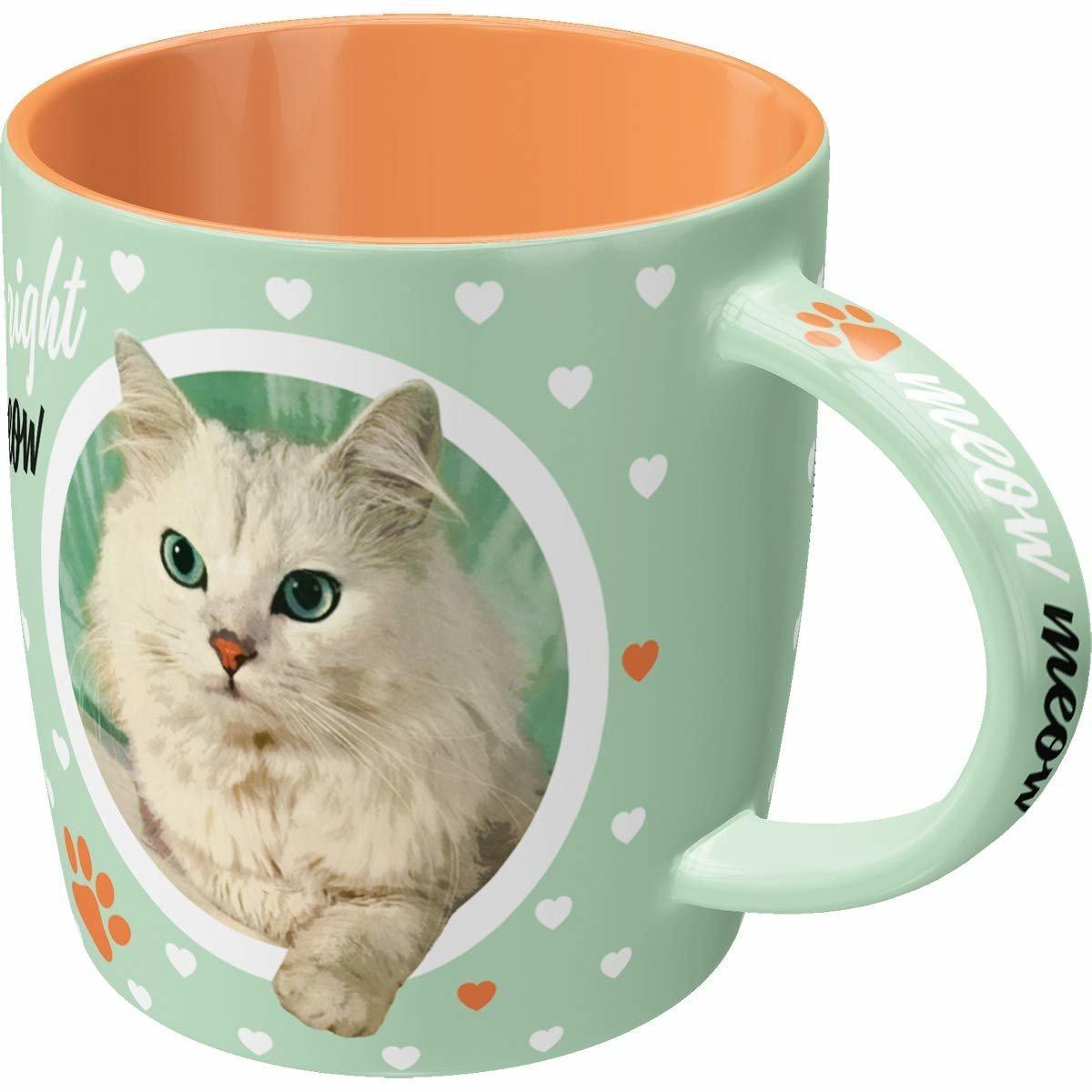 Nostalgic-Art Tasse Cat Lover, Bild 2