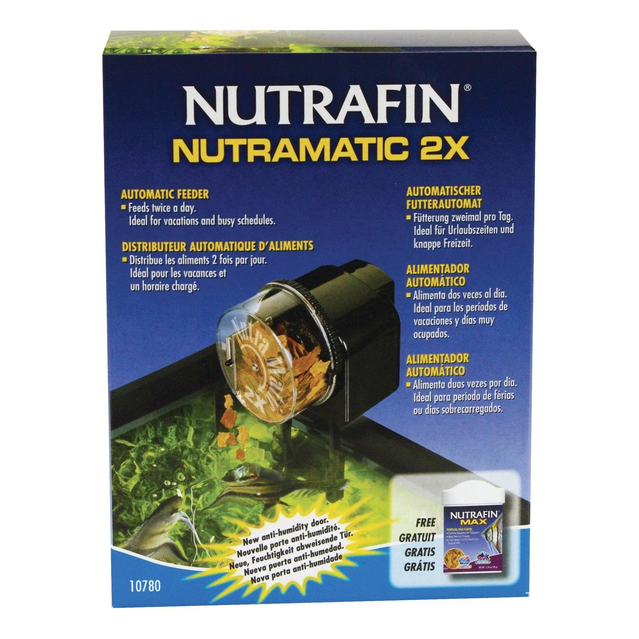 Nutrafin Nutramatic Futterautomat 2