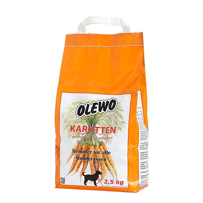 Olewo Karotten-Pellet, 2,5kg