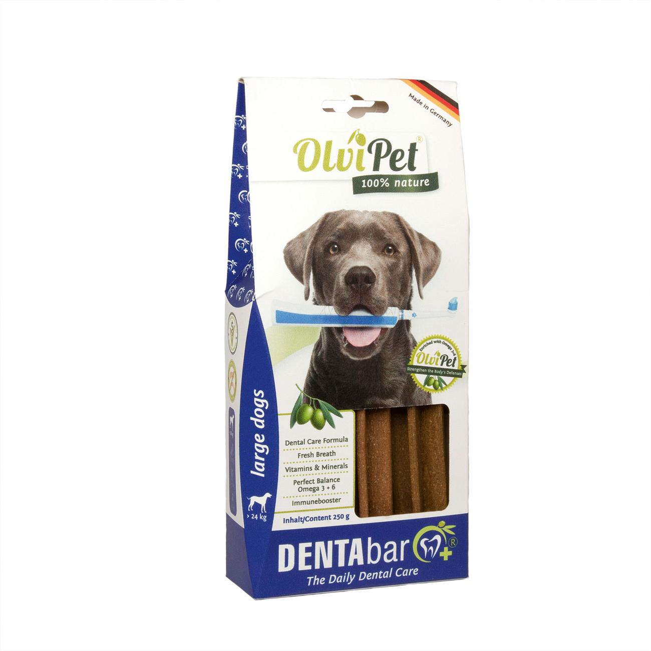 OlviPet DentaBar für Hunde