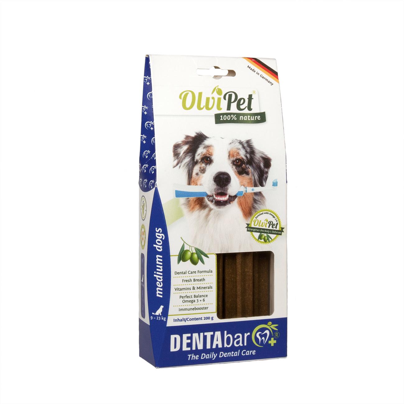 OlviPet DentaBar für Hunde, Bild 2