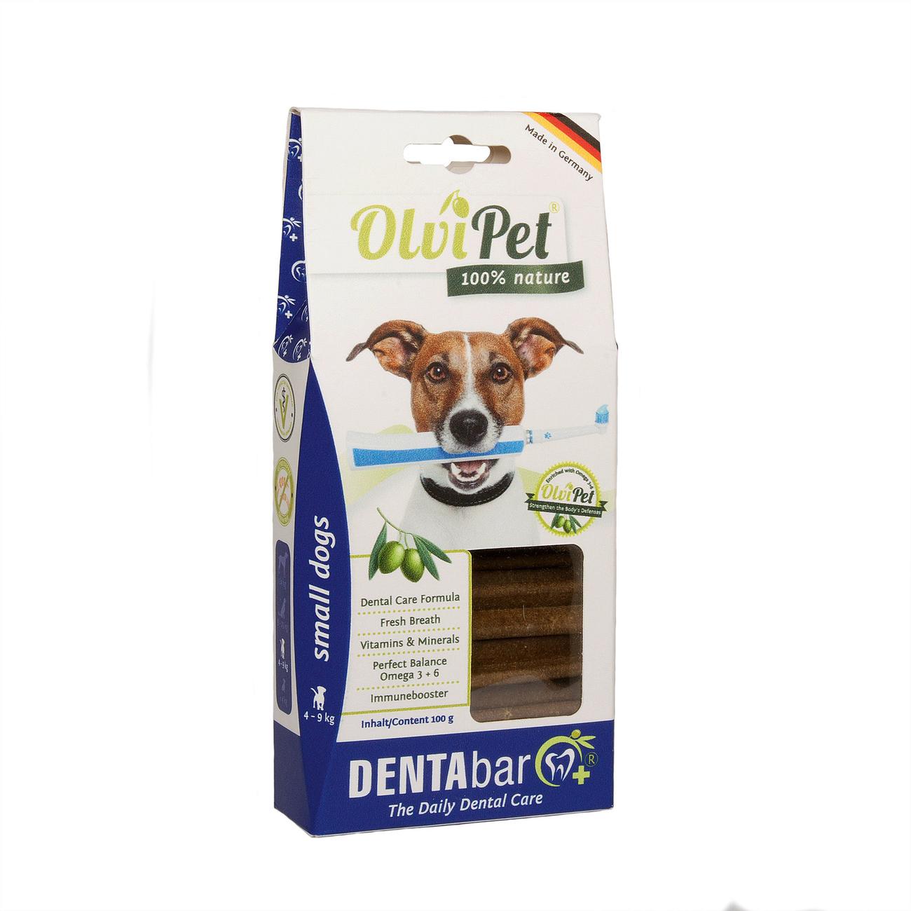 OlviPet DentaBar für Hunde, Bild 4