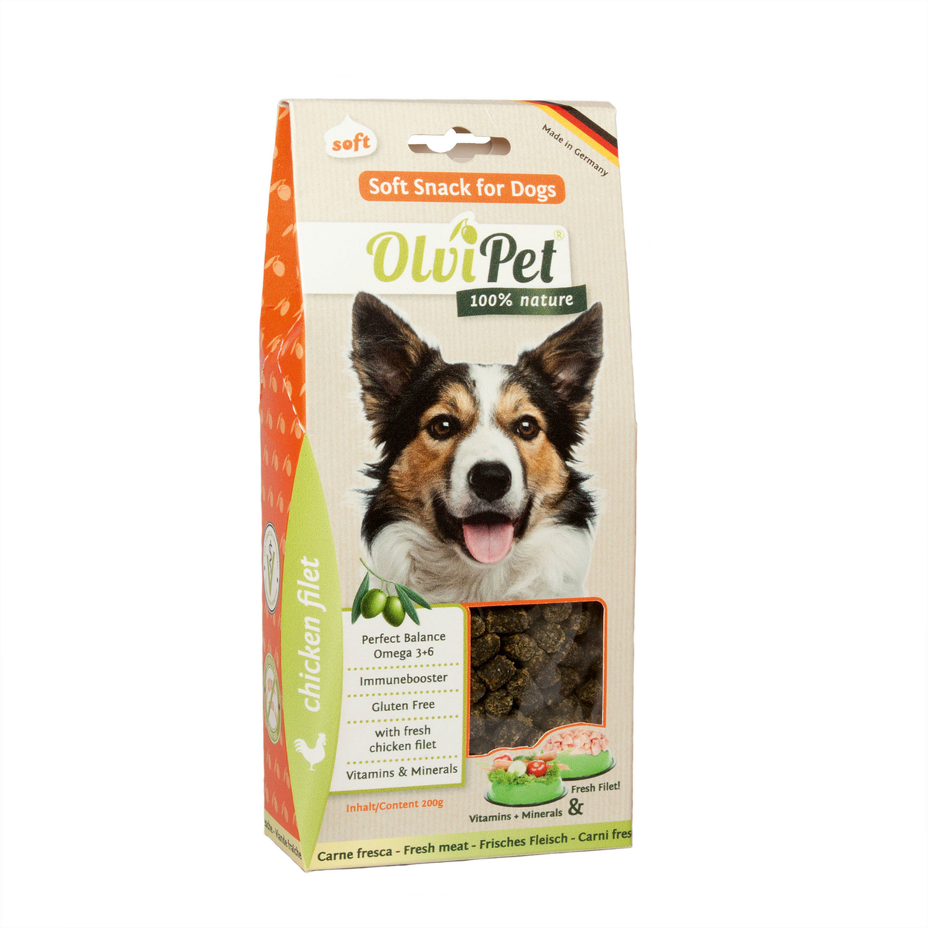 OlviPet Soft Snack für Hunde