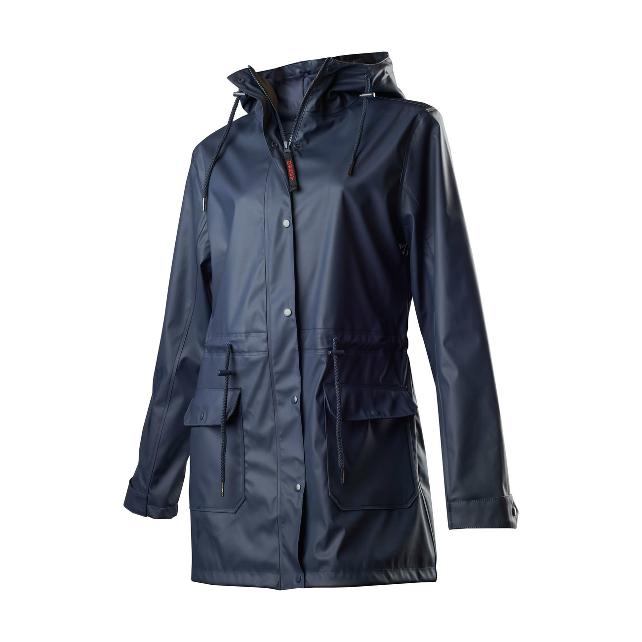 OWNEY Damen-Regenjacke Vela, XS, blau