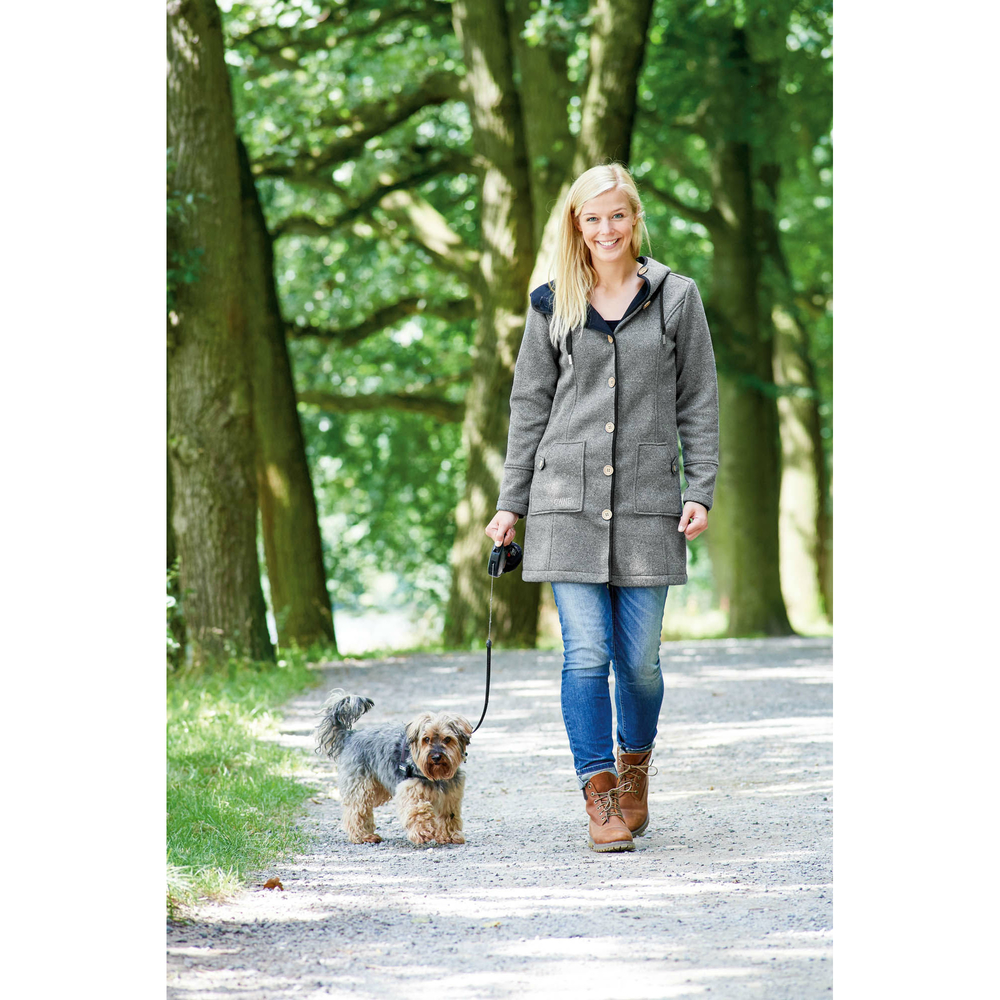 Owney Damen Softshell Mantel Cosy Preview Image