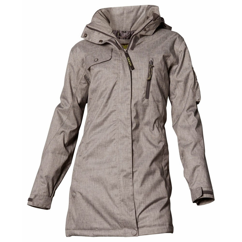 Owney Damen Winterparka Arctic, Bild 7
