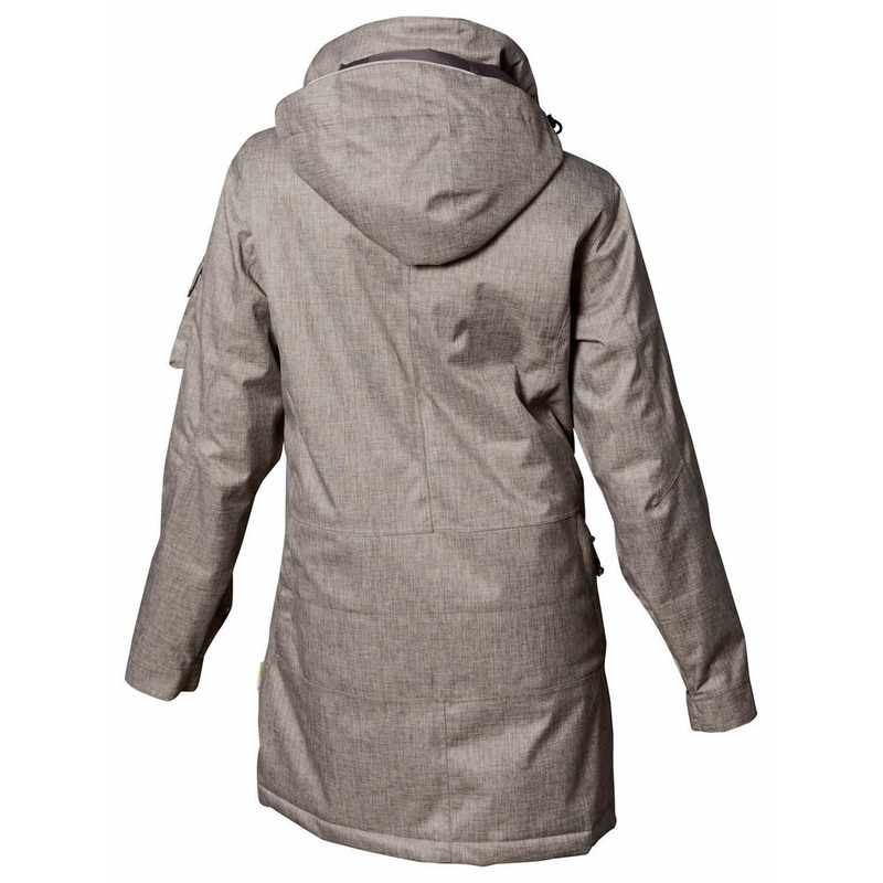 Owney Damen Winterparka Arctic, Bild 8
