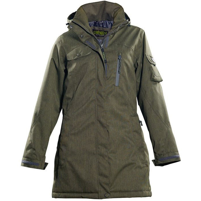 Owney Damen Winterparka Arctic, Bild 10
