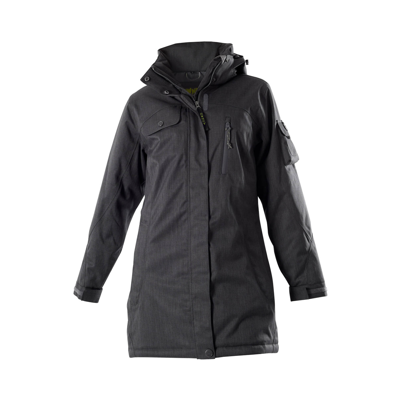 Owney Damen Winterparka Arctic, Bild 5