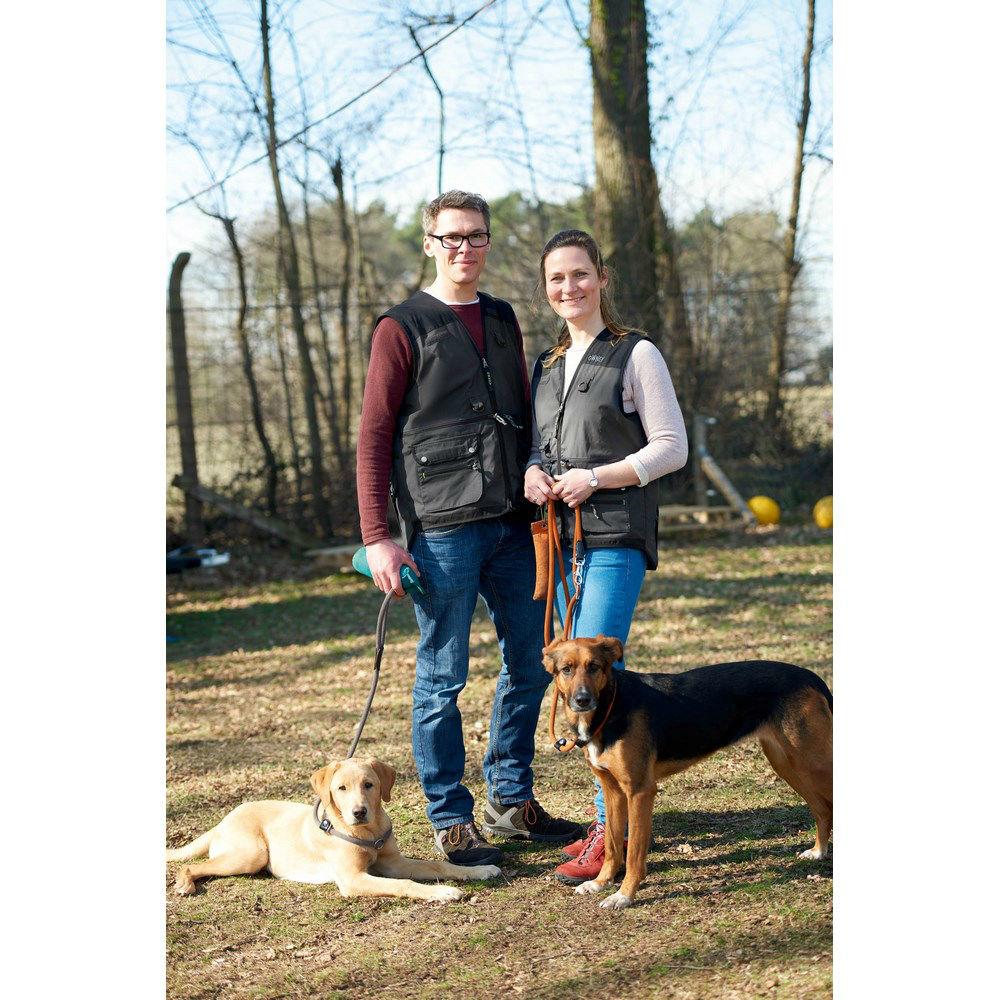 Owney Hundesport Weste Unisex, Bild 4