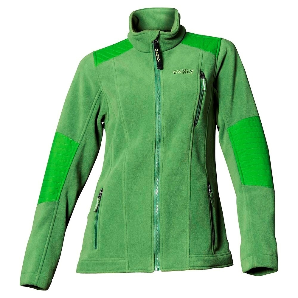 Owney Outdoor Damen Fleecejacke Doubleface Juneau, Bild 3