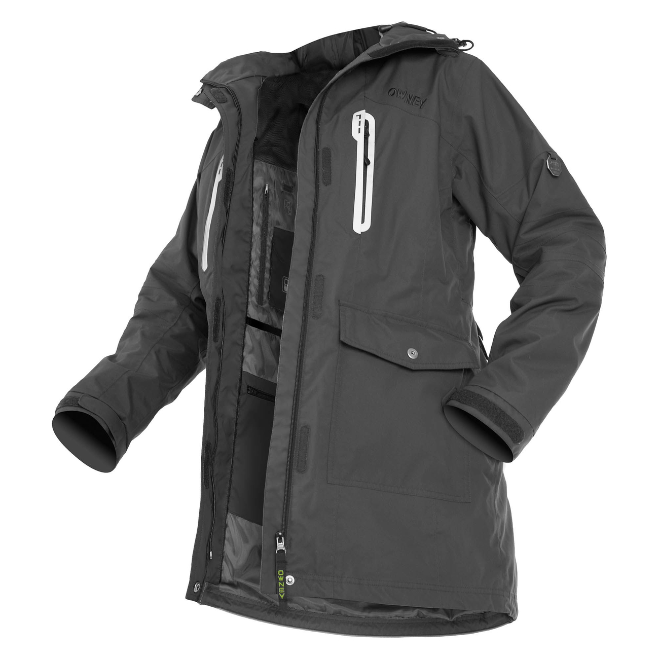 Owney Outdoor Damenparka Arnauti, Bild 8