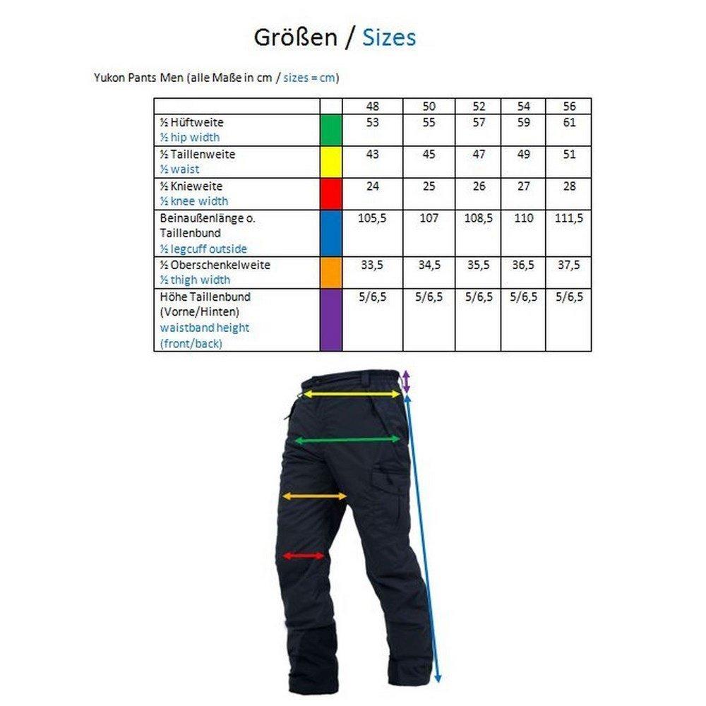 Owney Outdoor Herrenhose YUKON Pants, Bild 5
