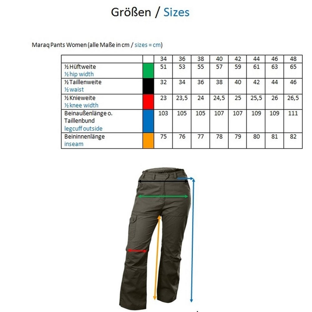 Owney Outdoor-Hose Maraq Pants für Damen, Bild 3