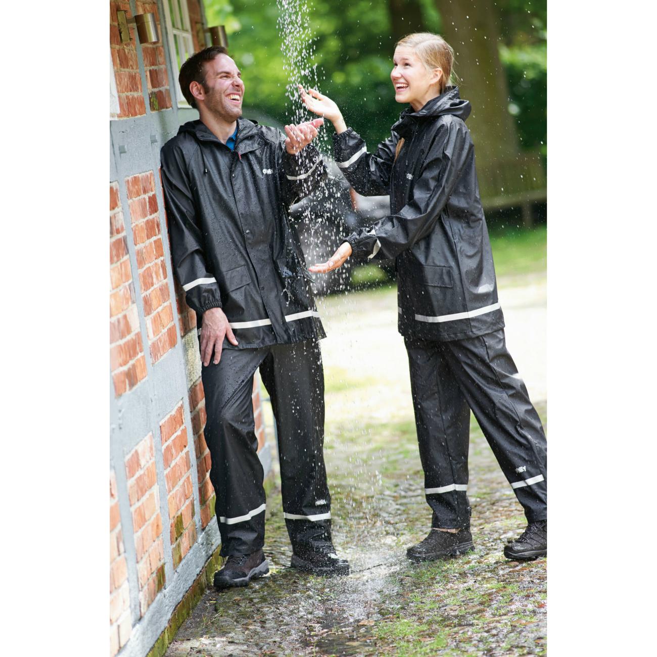 Owney Outdoor Regenhose IMAQ Rain Pants unisex, Bild 5