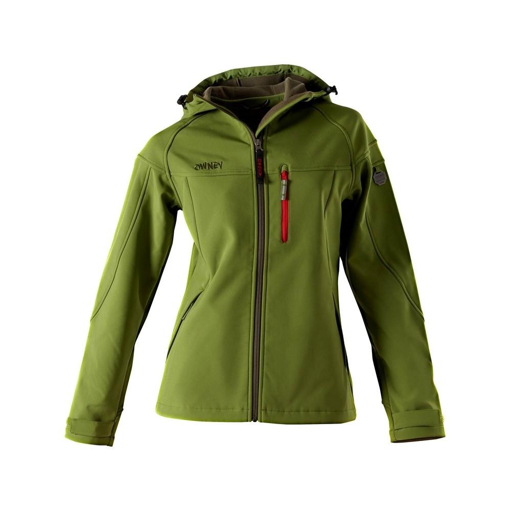 Owney  Softshell-Jacke für Damen Cerro, Bild 4