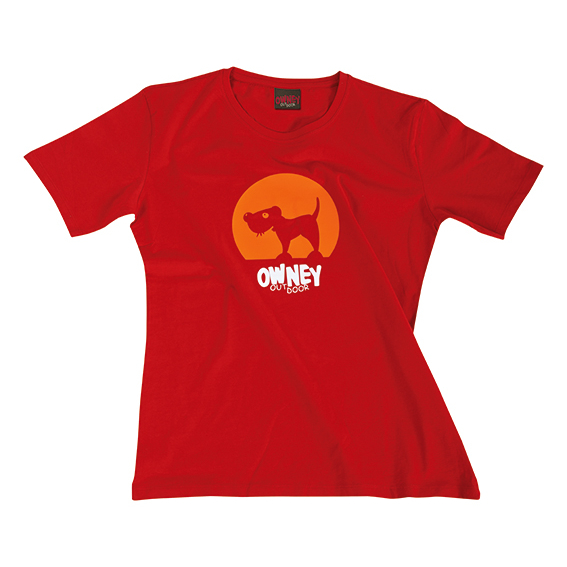 Owney T-Shirt Spotlight für Damen