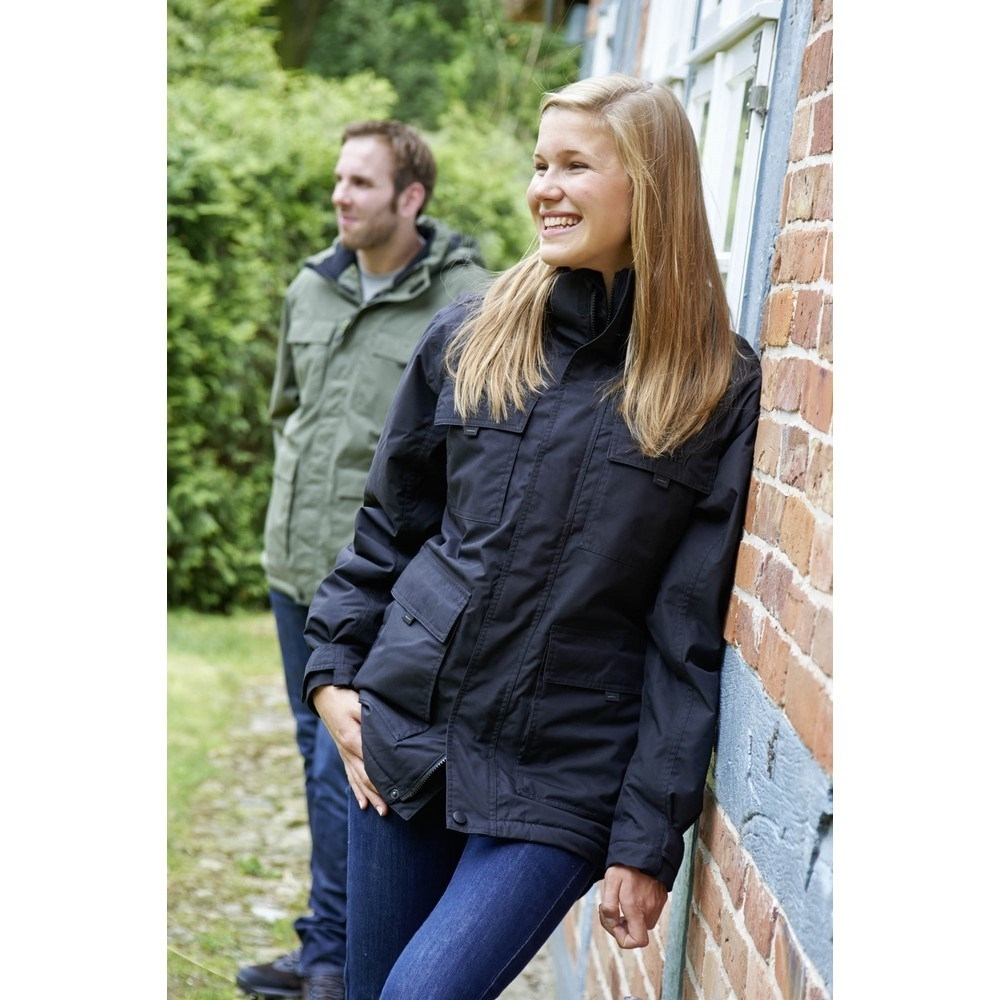 Owney Unisex Outdoor-Thermojacke Taraq, Bild 9