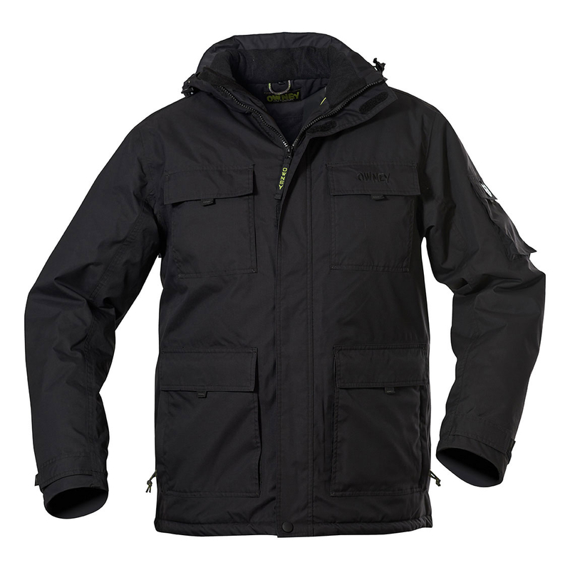 Owney Unisex Outdoor-Thermojacke Taraq