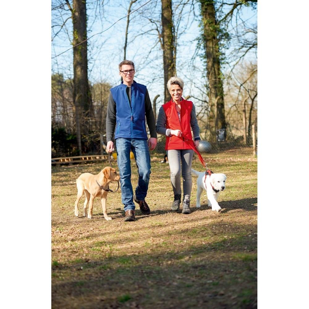 Owney Unisex Softshell Weste Basic für Hundehalter, Bild 4