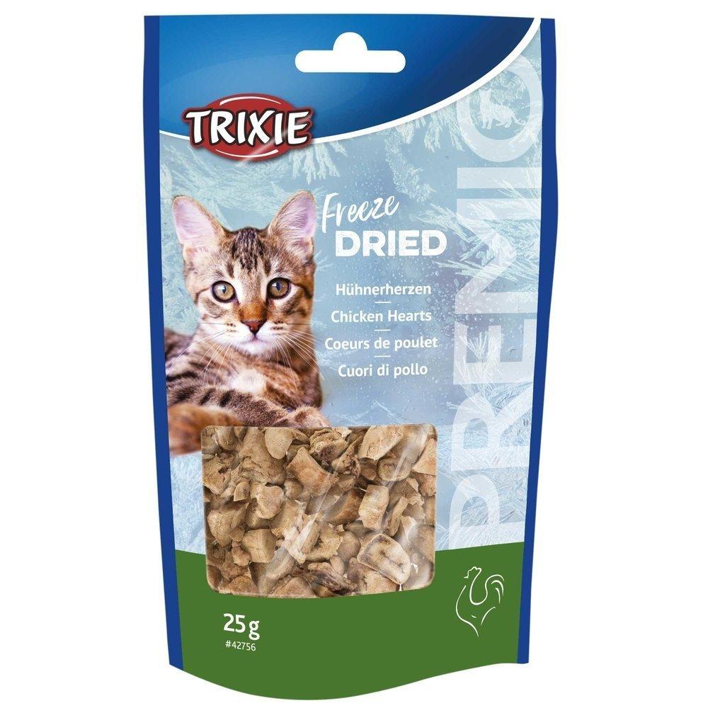 PREMIO Freeze Dried Hühnerherzen