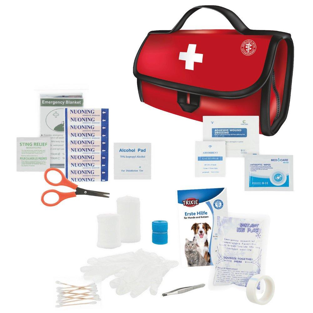 Premium Erste-Hilfe-Set für Hunde und Katzen