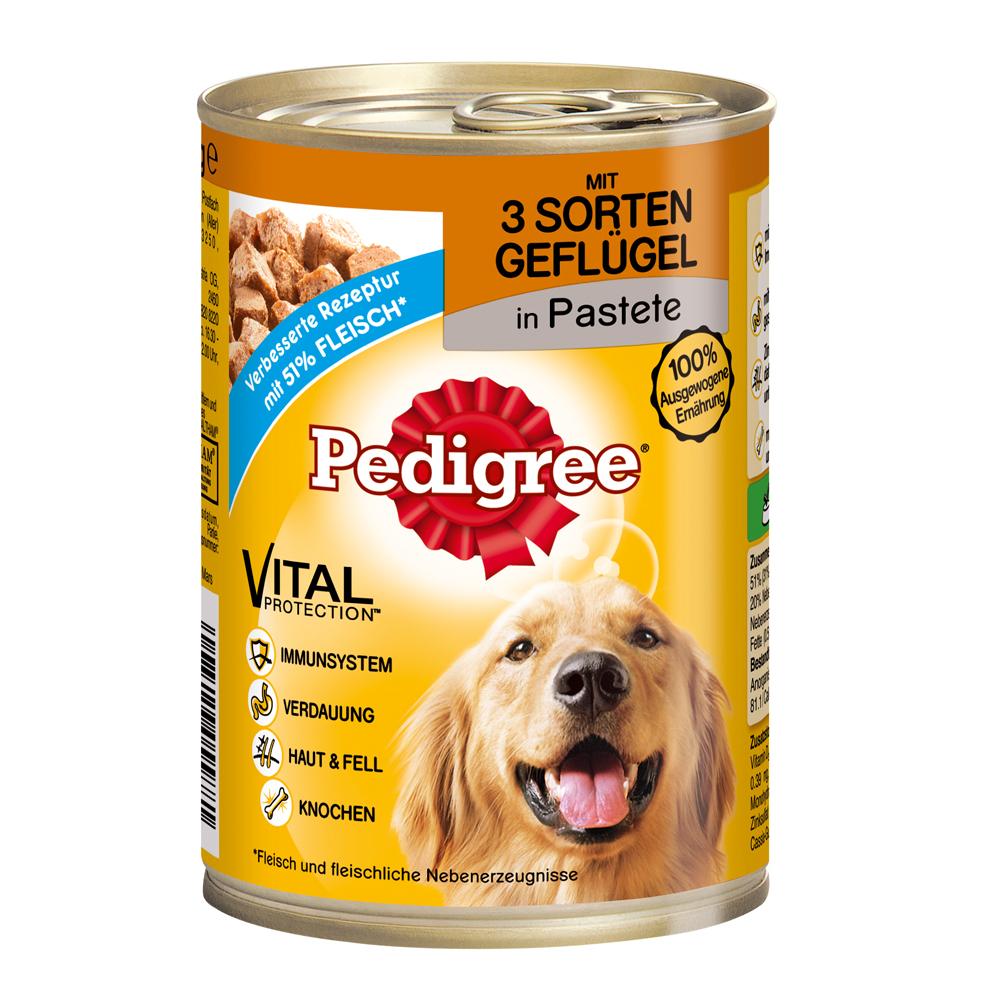 Pedigree Classic Adult Hundefutter Dosen, Bild 2