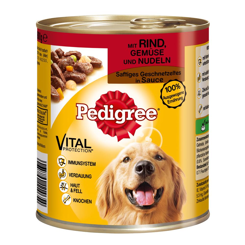 Pedigree Classic Adult Hundefutter Dosen, Bild 4